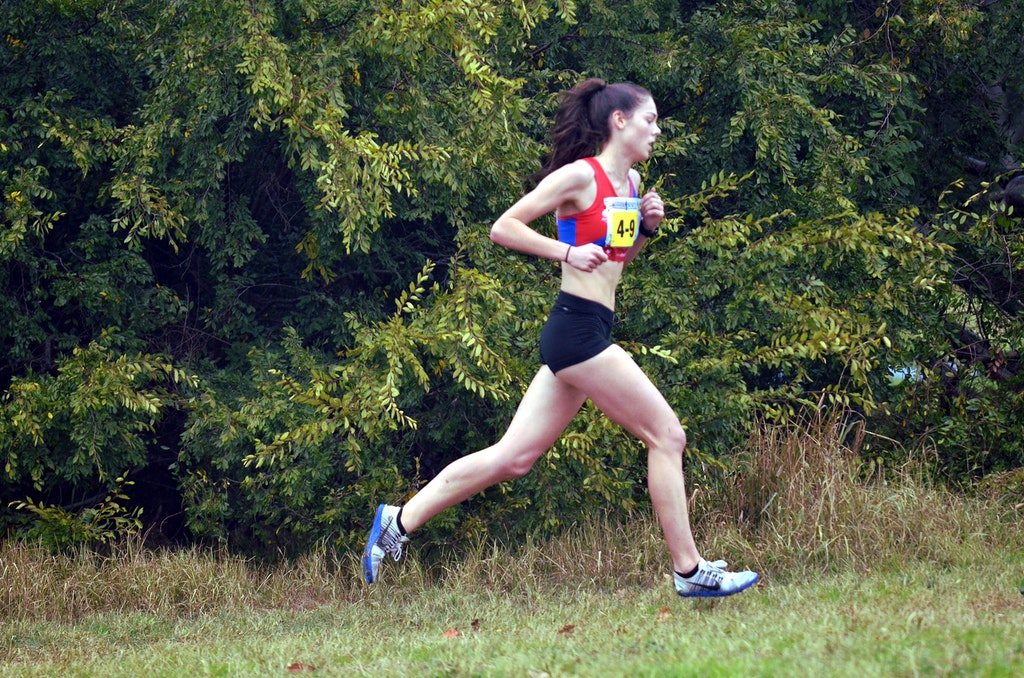 Natalie Rule - Natalie Rule recorded the fastest female leg in the opening round of the XCR'19 series at Jells Park, covering the undulating 6km course...