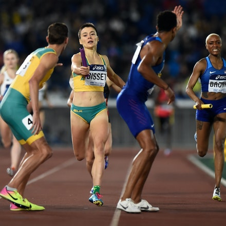 IAAF World Relays 2019