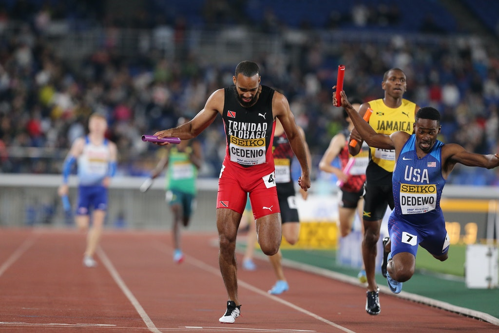 IAAF World Relays - Photo by Getty Images for the IAAF.