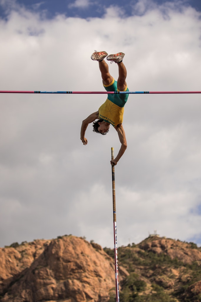 Angus Armstrong - 2019 Oceania Championships, Townsville. Photo by Casey Sims.