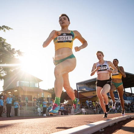 Catriona Bisset - 2019 Oceania Championships, Townsville. Photo by Casey Sims.