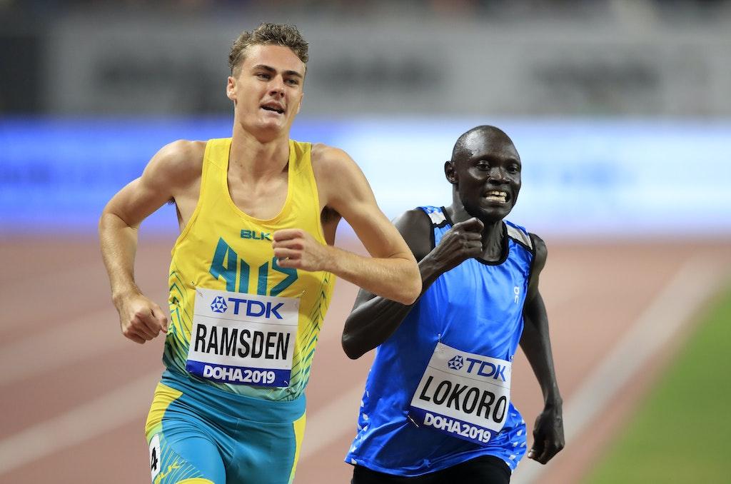 17th IAAF World Athletics Championships Doha 2019 - Day Seven - DOHA, QATAR - OCTOBER 03:   Matthew Ramsden of Australia and