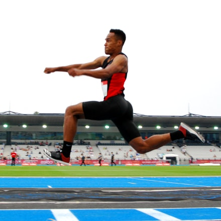 Triple Jump - 2020 Melbourne Track Classic - Lakeside Stadium, 6 February.