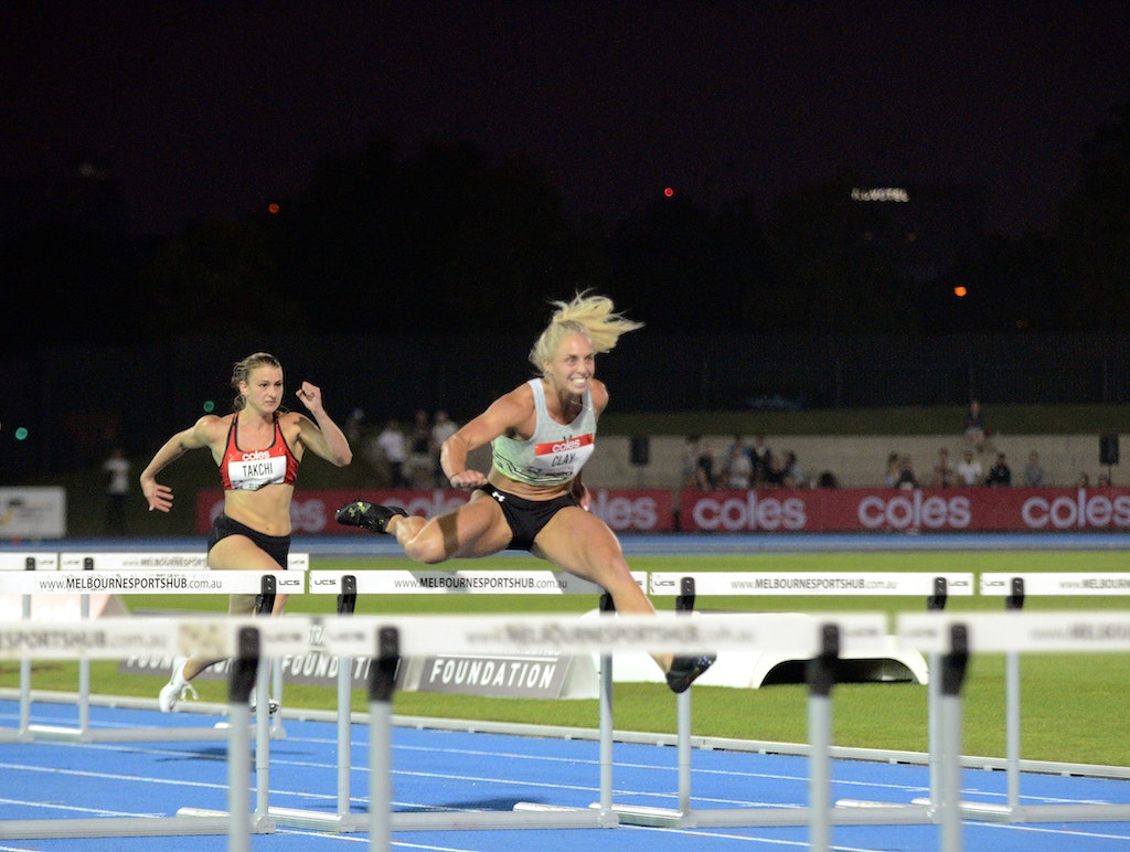 Liz Clay - The breakthrough performance of the 2020 Melbourne Track Classic was a win in the 100m hurdles from Liz Clay, who ran 12.94 seconds (+0.6) to...
