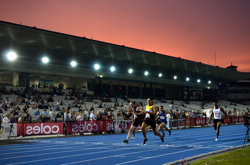 John Gikas - John Gikas took out the fastest of three heats of the 200m, running 20.91 seconds with the aid of a legal 1.8 m/s tailwind, ahead of Alex...