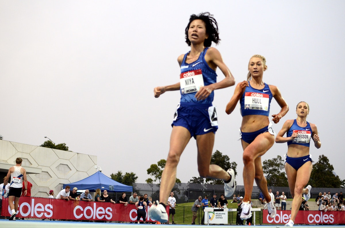 Hull and McSweyn book their ticket to Tokyo - 2020 Melbourne Track Classic