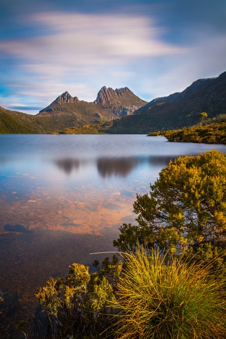 Cradle Mountain - Cradle Mountain in all her glory.