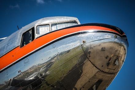 Air Nostalgia Douglas DC-3 VH-TMQ - Avalon