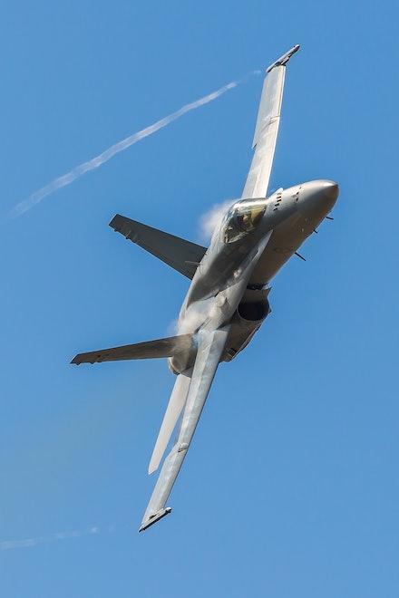 RAAF F/A-18A Hornet - Avalon