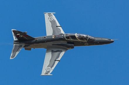 RAAF BAe Hawk 127 - Hobart