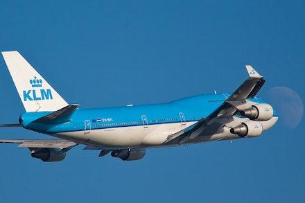KLM Boeing 747-400 PH-BFI - Tokyo Narita