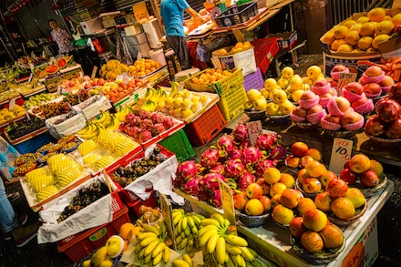 Wanchai Market - Wanchai Wet Market is a fascinating place to wander, as well s to purchase fresh produce. Plan to visit in the morning as the market will...
