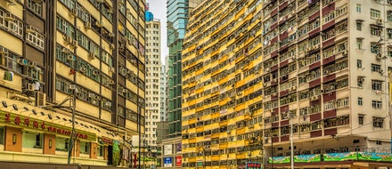 Hong Kong living - With a population density of around 6300 people per square kilometre, Hong Kong is one of the most densely populated regions in the...