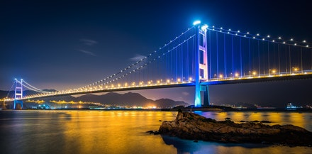 Tsing Ma Bridge - Built to connect Hong Kong with the airport at Chep Lap Kok, the spectacular Tsing Ma Bridge between Tsing Yi and Ma Shan is an incredible...
