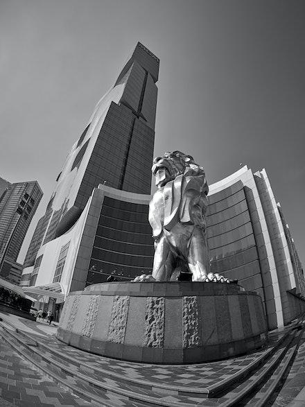 MGM Macau - One of the numerous luxury resorts in Macau is the MGM Macau, a 35-story, 600-room casino resort in Sé, Macau.
