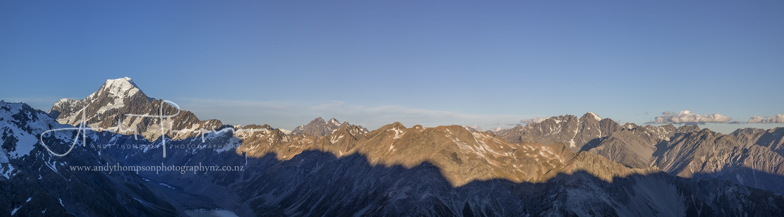 Mt Cook Range 2