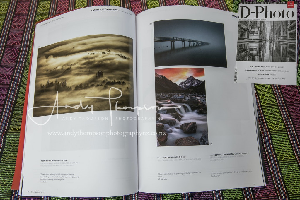 DPHOTO 2017 &cover