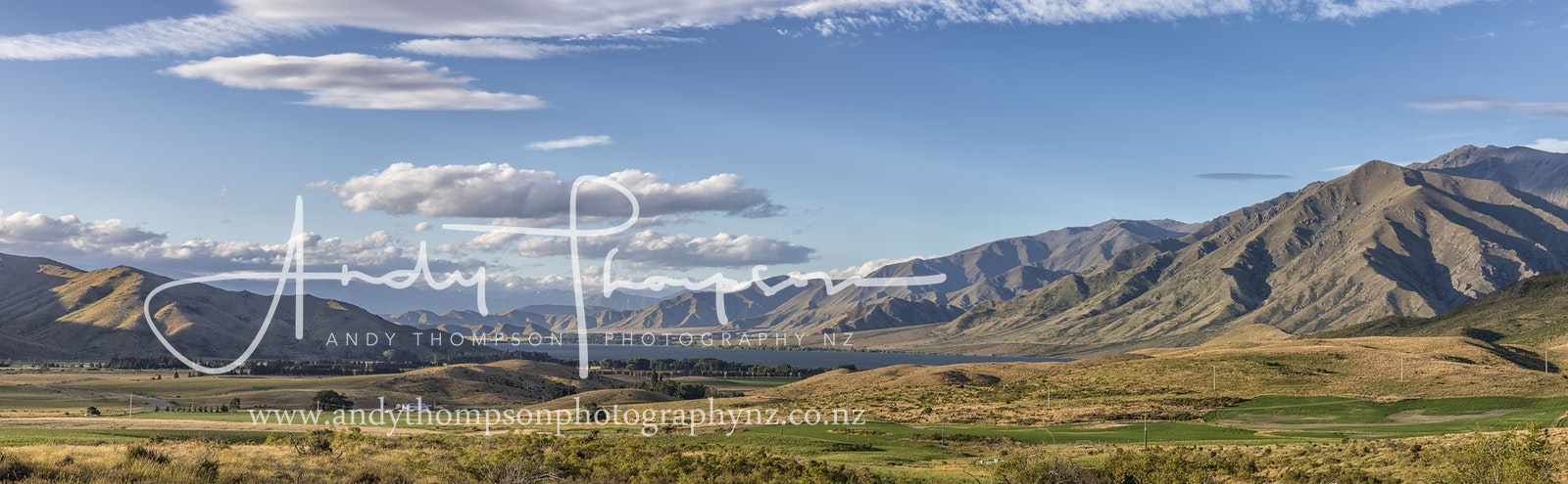Waitaki Valley