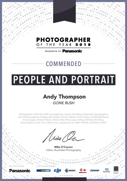 2019 Australian Photographer of the Year 134-Commended