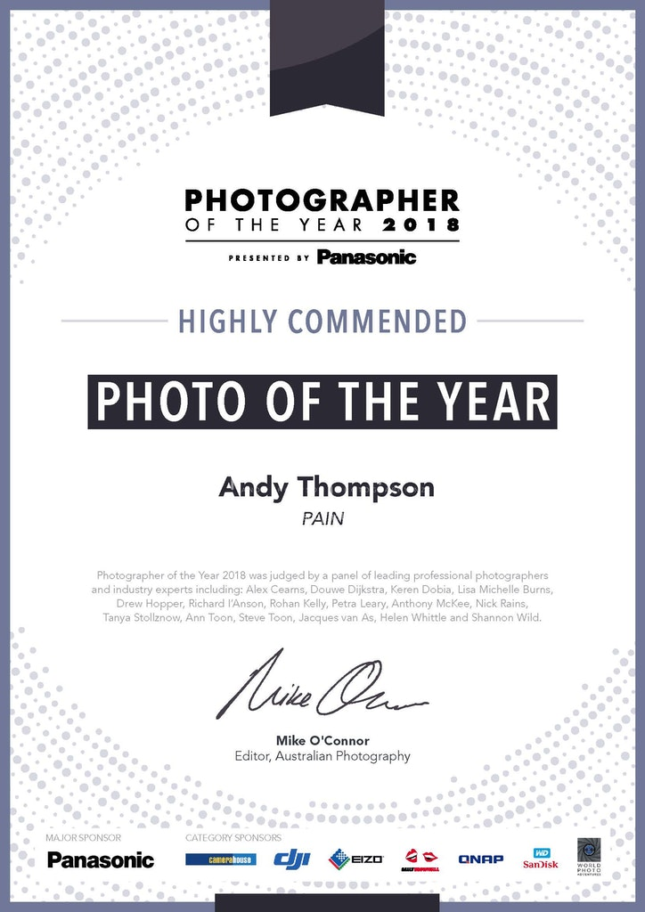 2019 Australian Photographer of the Year 131-Highly Commended
