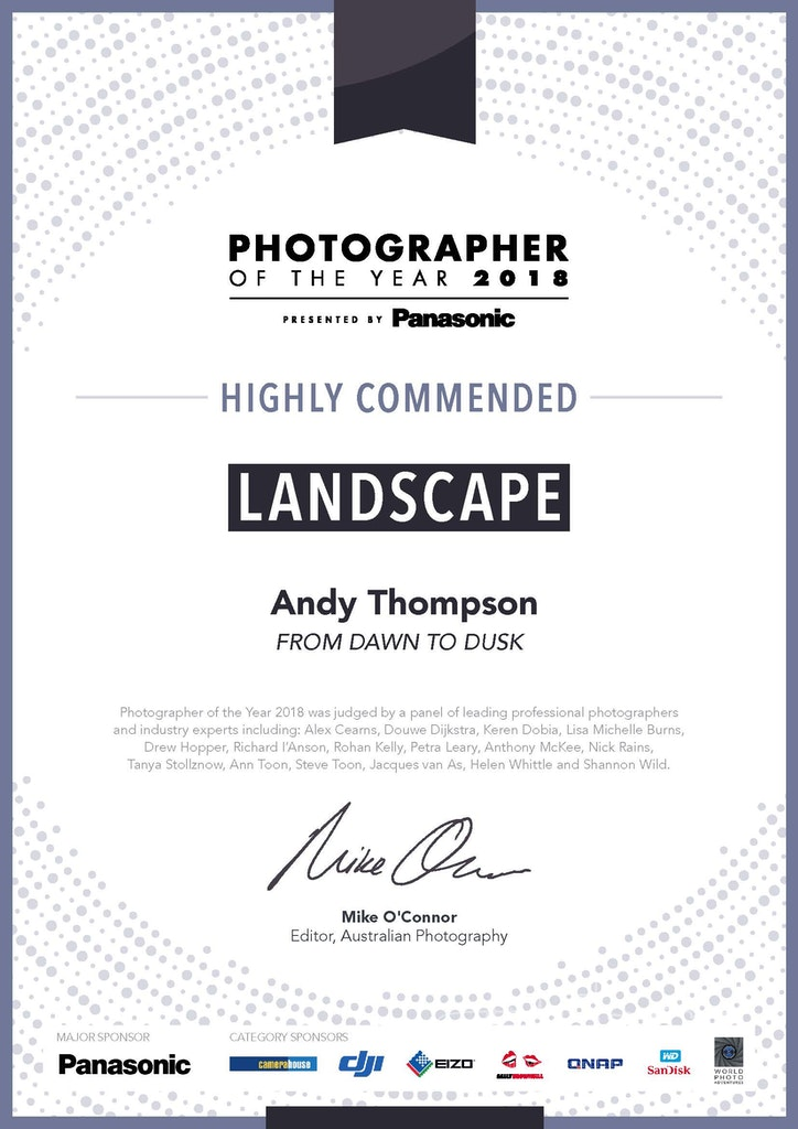 2019 Australian Photographer of the Year 133-Highly Commended