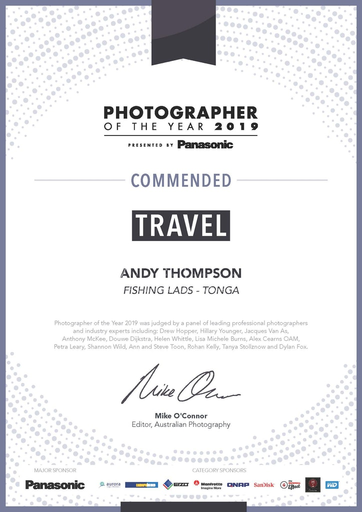 2020 Australian Photographer of the Year 137-Commended