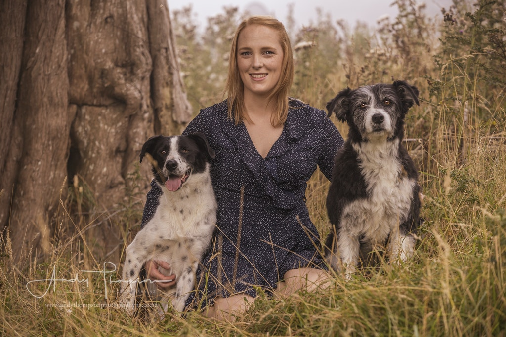 Lucy Wilson - Vet & Loves Animals - _MGL2129