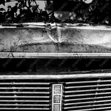 BF1X7288 - 1967 Ford Falcon XR ute.