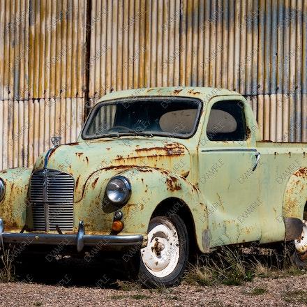 DSC07682-2 - Austin 40 pick-up.