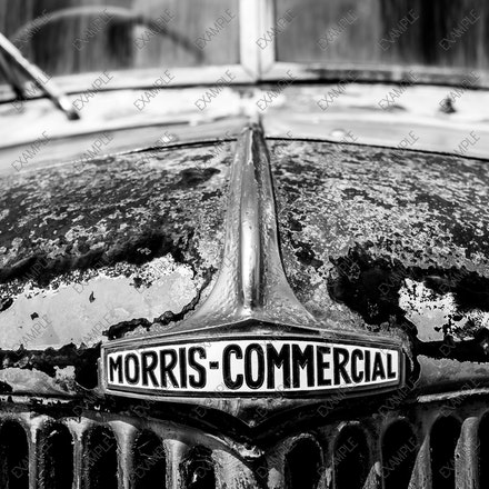 DSC08033 - 1948 Morris Commercial wooden tray pick-up