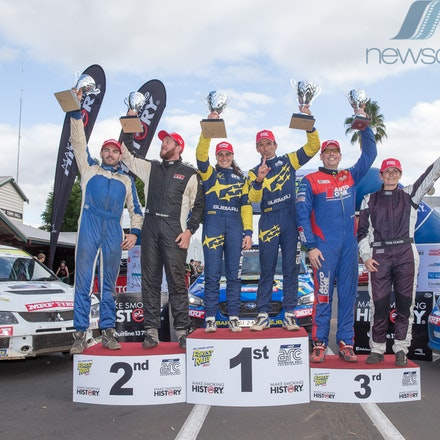 2017 Forest Rally - 2017 Forest Rally: Round 2 of the CAMS Australian Rally Championship.