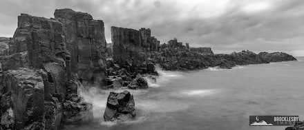 Bombo Quarry - The Wall 4 - An image from Bombo Quarry, Wollongong
