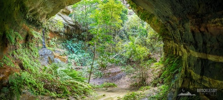 Cox Cave, Mount Victoria NSW