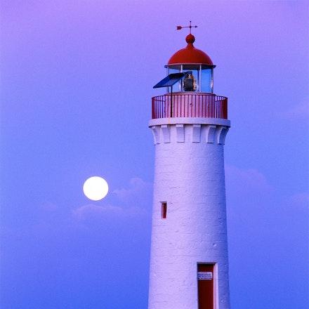 Port Fairy LightHouse. - The Port Fairy lighthouse in South West Victoria, Australia.