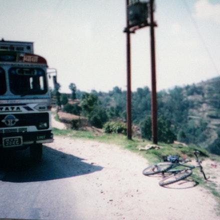 Nepal_Bus & Bike