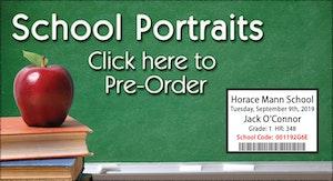 School Portrait NEW