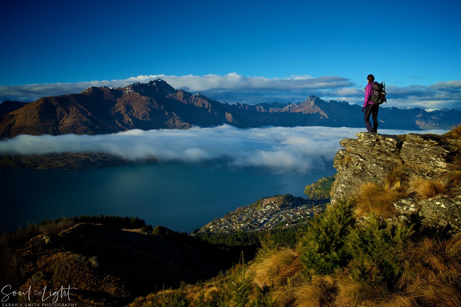 Surveying - Lake Wakatipu