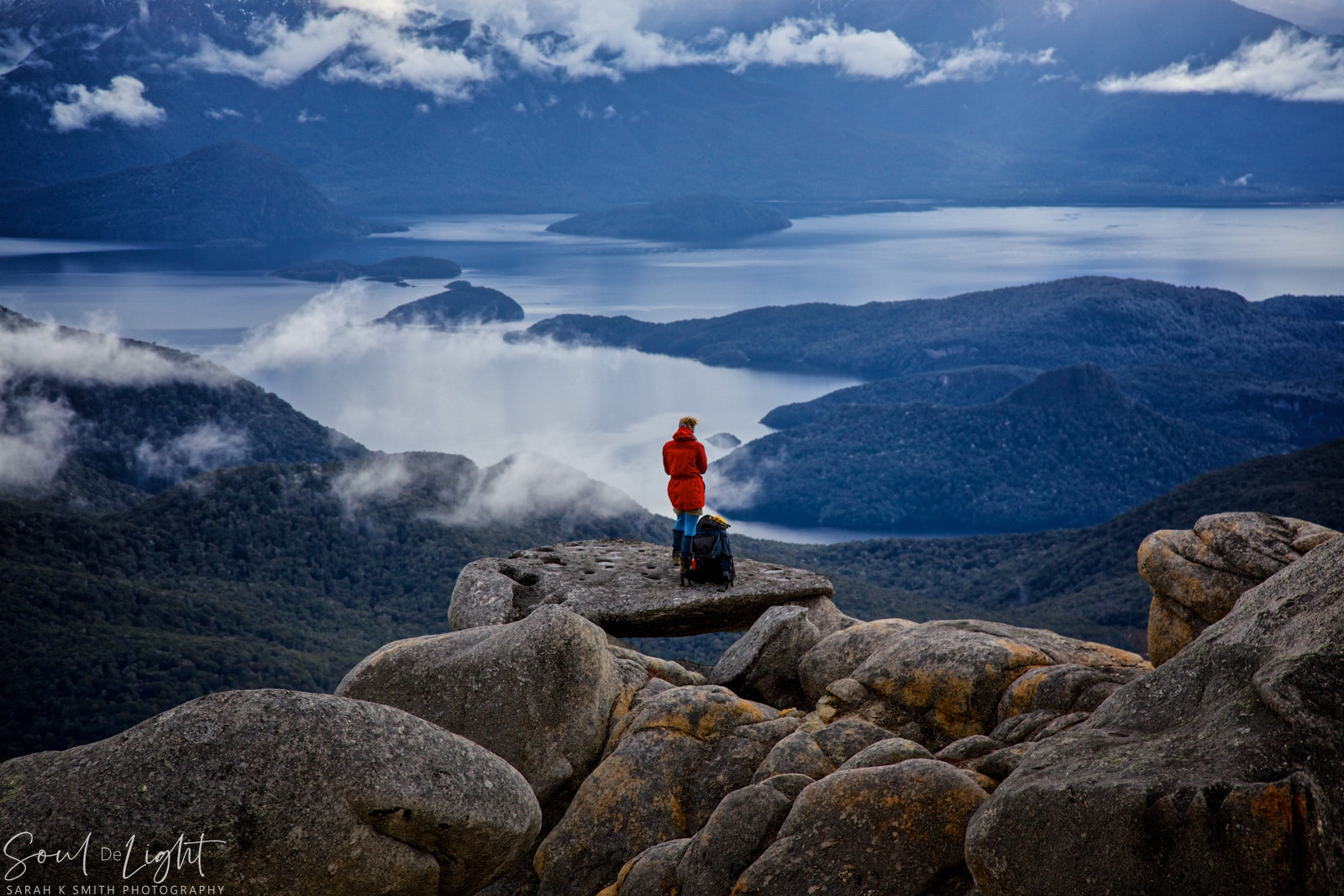 A Grand View - Lake Manapouri