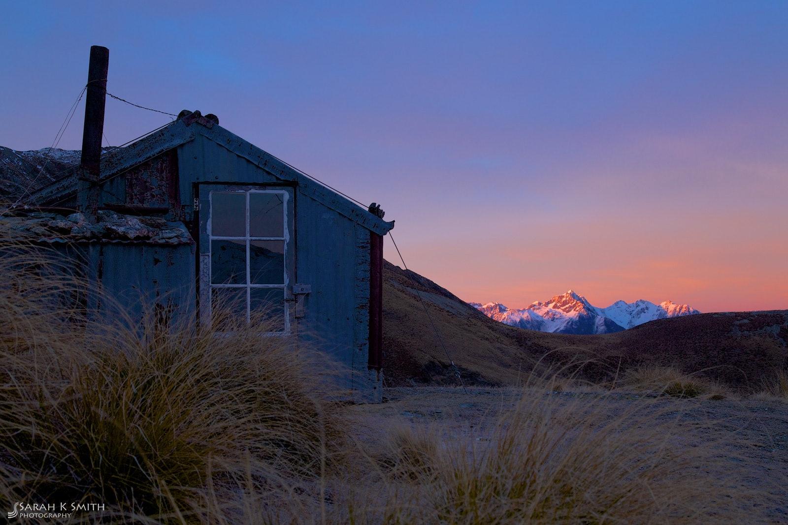 Heather Jock Hut and Mt Alaska-57