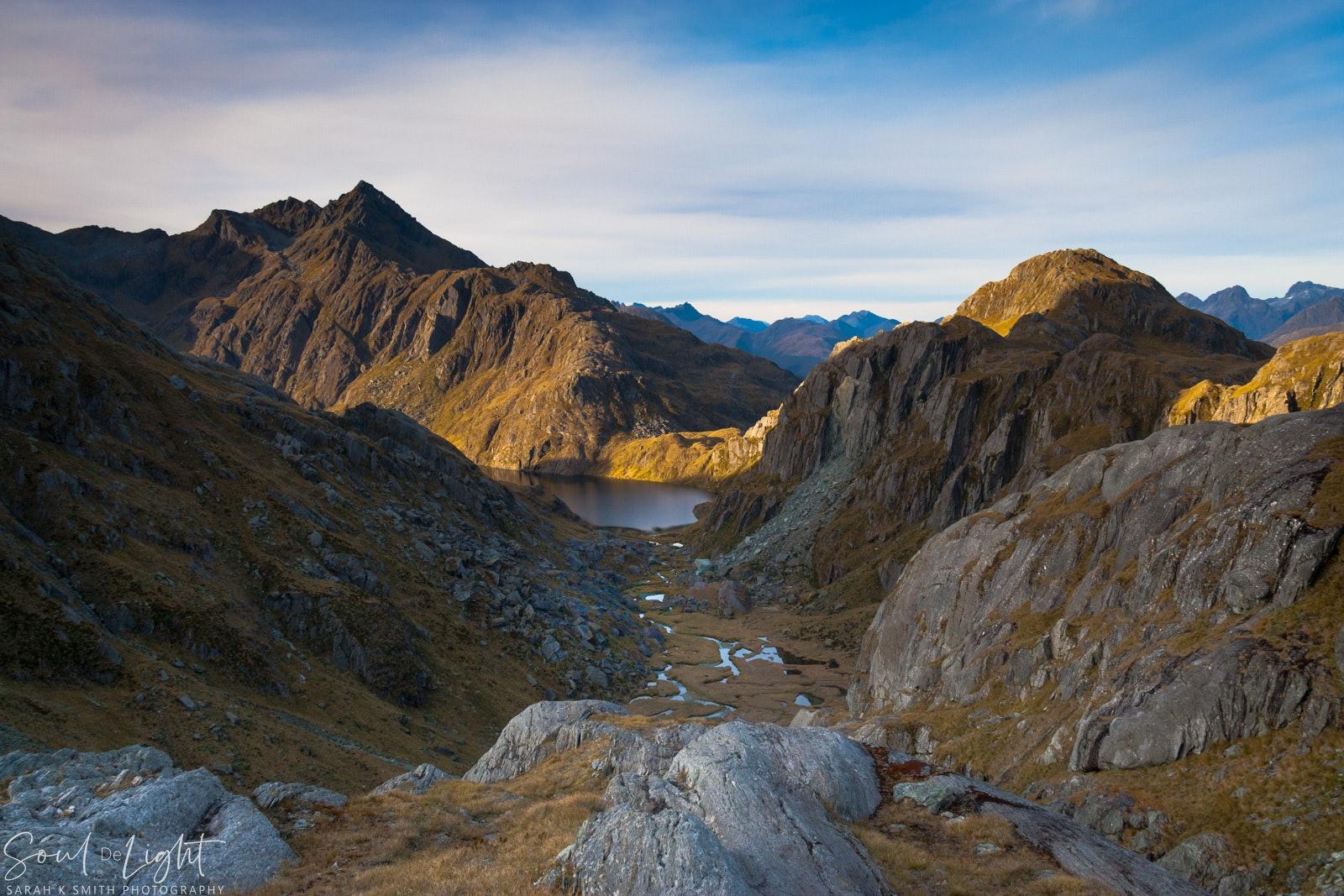 Valley of the Trolls - Mt Aspiring National Park