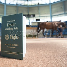 Historical: Inglis Newmarket + Sale Imagery from Randwick