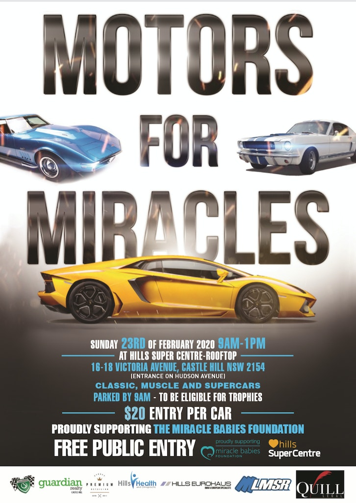 Motors for Miracles 2020 v2